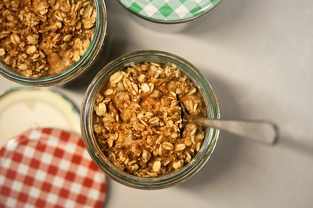 Zdravé raňajky - Ovsená kaša